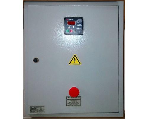 Щит автоматического запуска генератора  ЭКОНОМ-25 (ЩАЗг-3-3-25-DKG105)