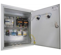 Щит автоматического ввода резерва ЩАП-12 УХЛ41ф.16А IP31