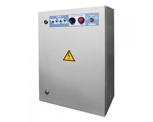 Шкаф контрольно-пусковой с устройством плавного пуска ШКП-110 с УПП ip31