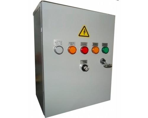 Шкафы управления дымовыми клапанами ШУ-КПД-01-01ППУ-220П (с диспетчеризацией)