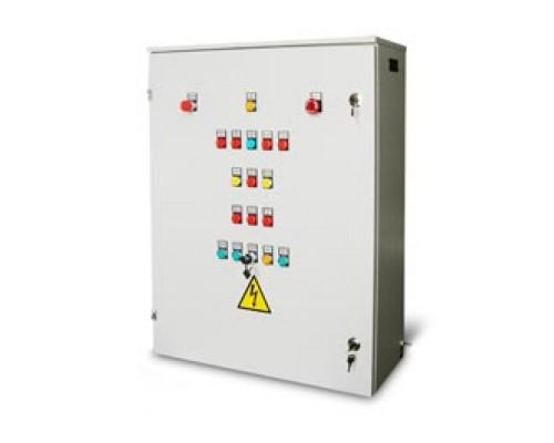 Шкафы управления огнезадерживающими клапанами ШУ-ОЗК-01-220P