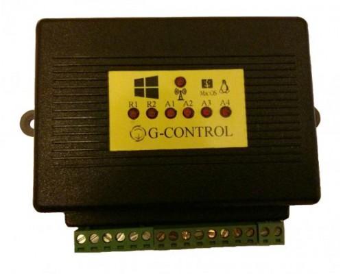 GSM-контроллер G-CONTROL GCU-10-V1