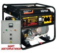 Электрогенератор DY6500LXA (с АВР) + ЩАПг 3/1 фазный 20/8 кВт