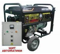 Электрогенератор DY8000LX-3 плюс Щит Автоматики