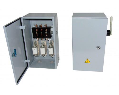 Ящик распределительный ЯРП 100А (ЯРП11М-311) IP31 с ППН-33